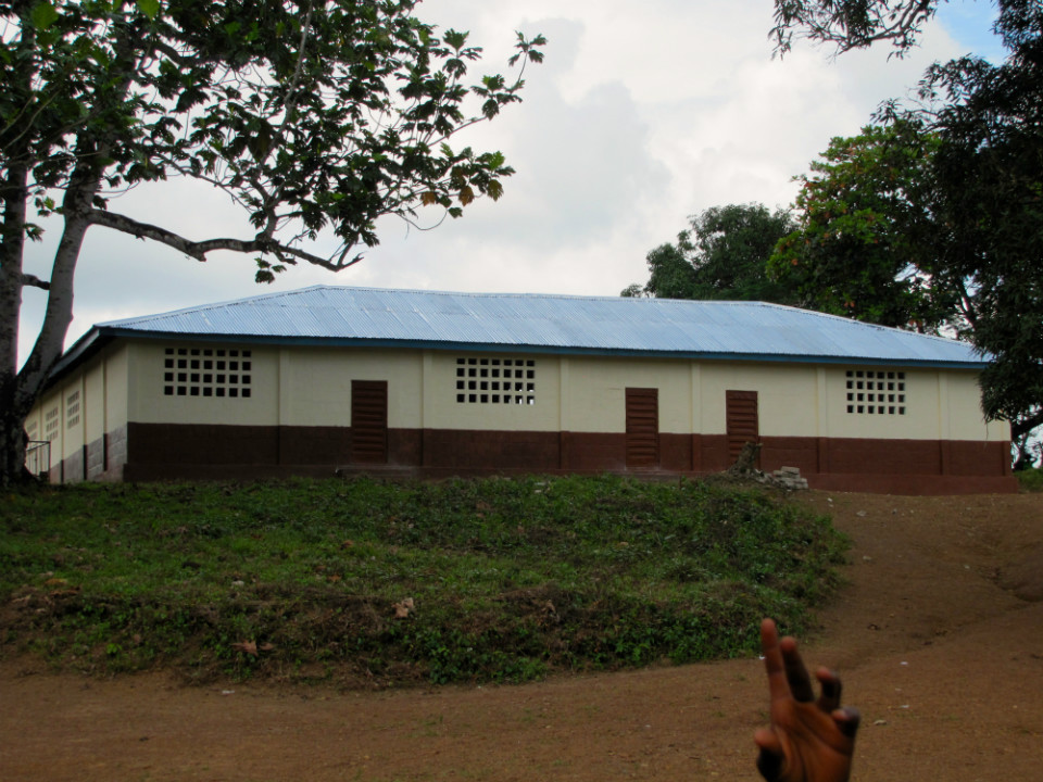 The New School, on time, below budget