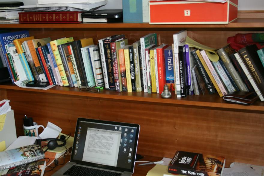 Writing desk in Victoria